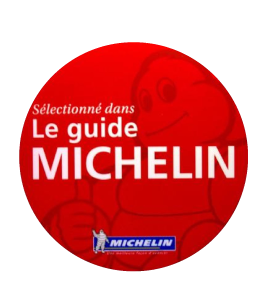 badge guide michelin 2018